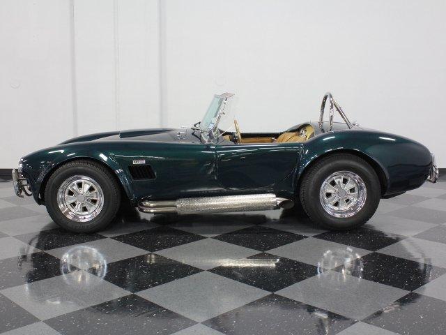 1964 shelby cobra replica