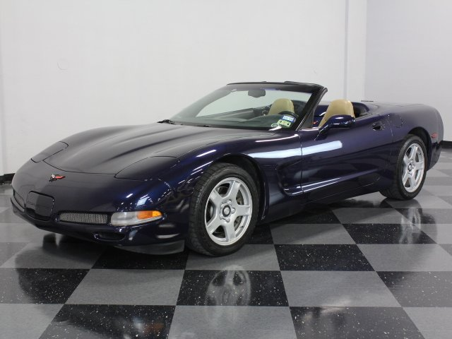 For Sale: 2001 Chevrolet Corvette