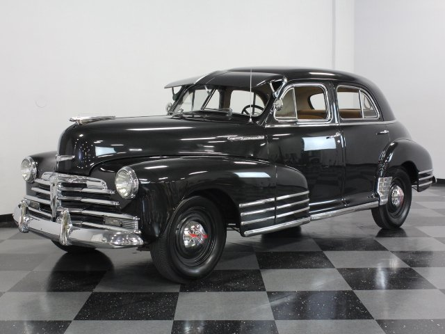 For Sale: 1948 Chevrolet Fleetline