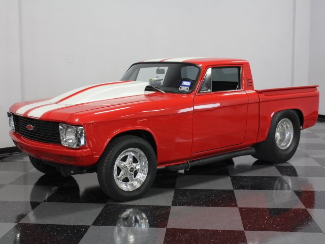 1972 chevrolet luv pickup