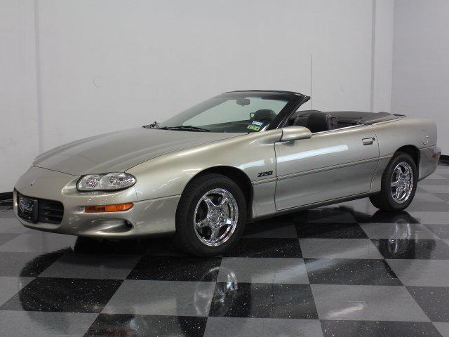 For Sale: 2001 Chevrolet Camaro