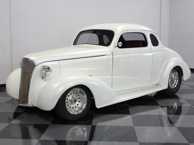 For Sale: 1937 Chevrolet Coupe