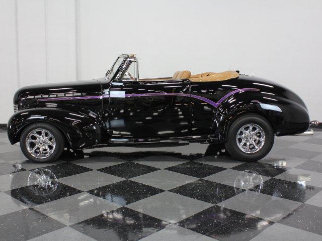 1940 chevrolet cabriolet