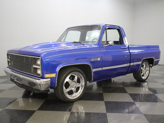 For Sale: 1984 GMC 1500