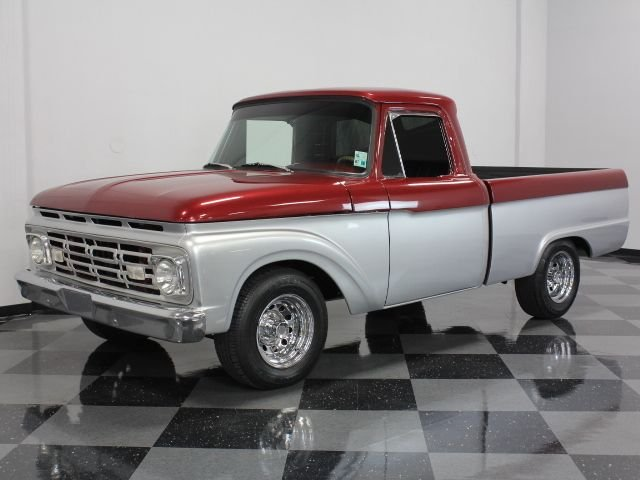 1964 ford f 100