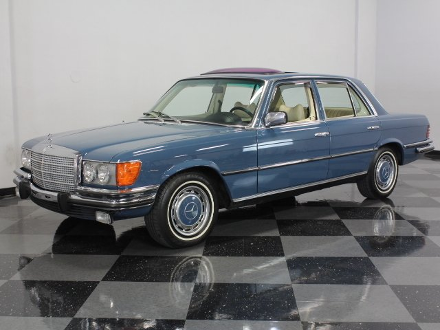 For Sale: 1973 Mercedes-Benz 450SE