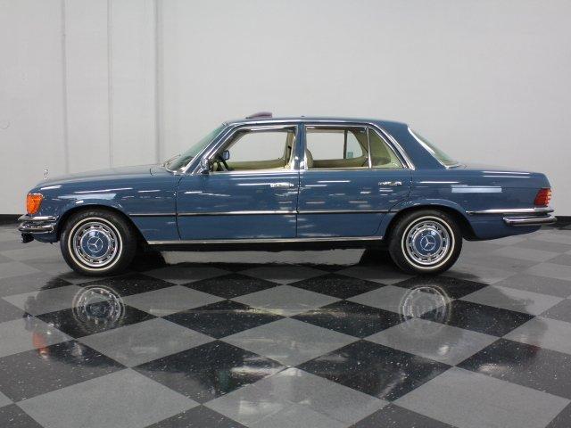 1973 mercedes benz 450se