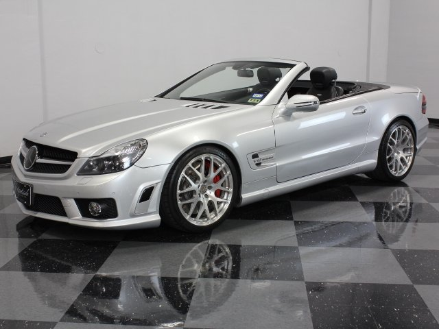 For Sale: 2009 Mercedes-Benz SL65