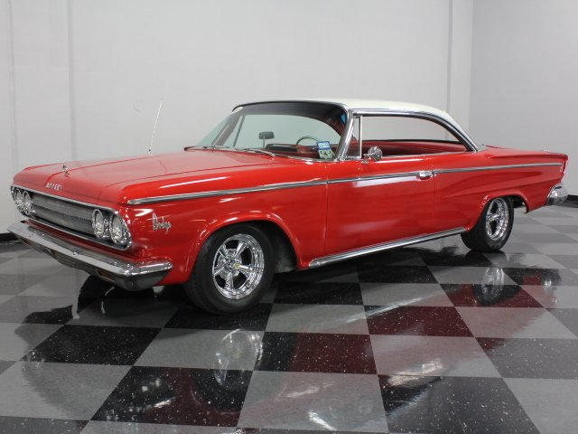 For Sale: 1963 Dodge Custom 880