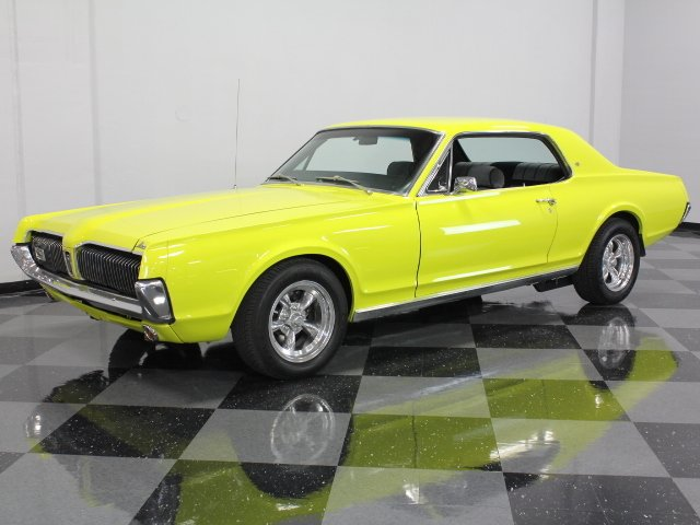 For Sale: 1968 Mercury Cougar