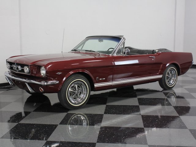 1965 ford t 5