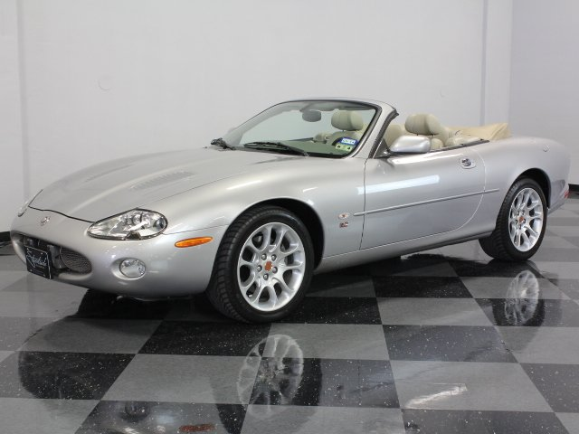 2001 Jaguar XKR | Streetside Classics - The Nation's Trusted