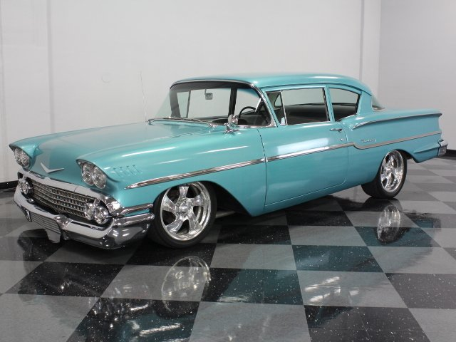 For Sale: 1958 Chevrolet 210