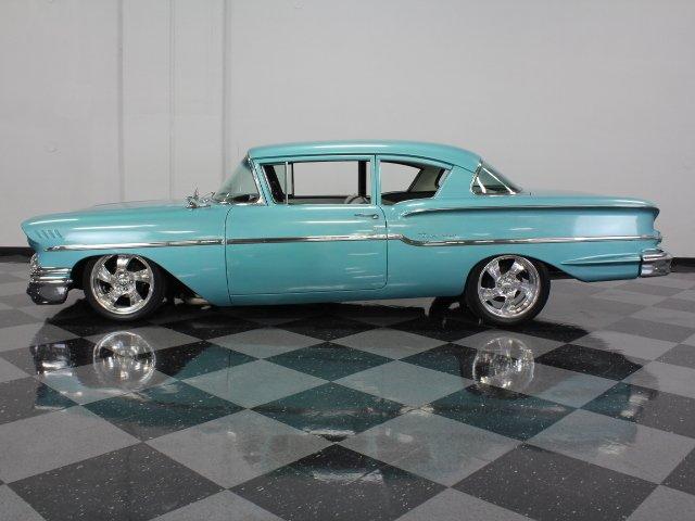 1958 chevrolet 210 del ray