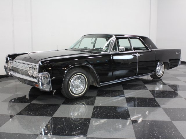 1963 Lincoln Continental Streetside Classics The Nation S
