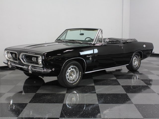For Sale: 1968 Plymouth Barracuda