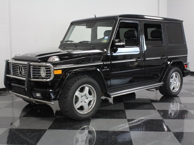 For Sale: 2006 Mercedes-Benz G55