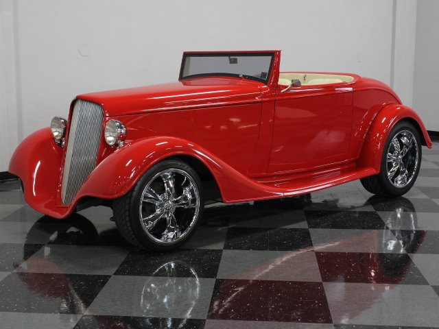 For Sale: 1935 Chevrolet Cabriolet