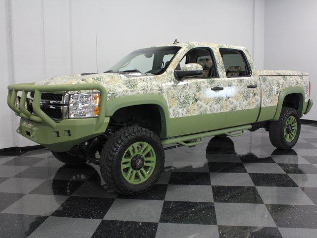 For Sale: 2012 Chevrolet Silverado