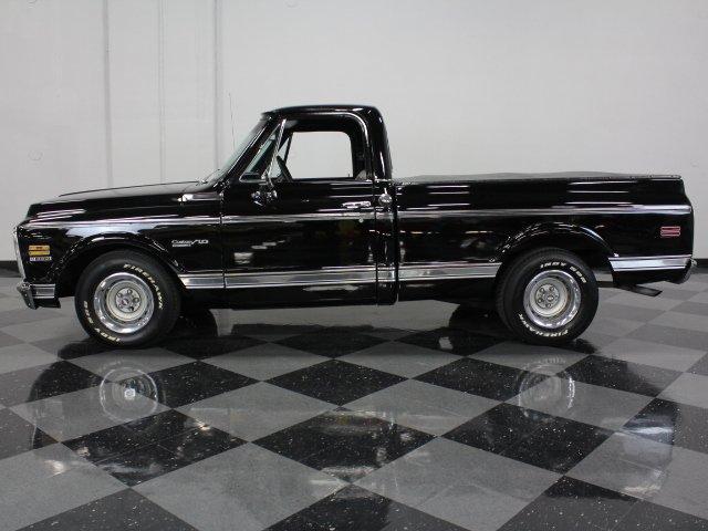 1972 chevrolet c10 custom