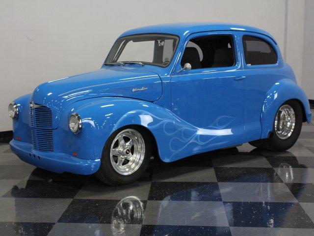 For Sale: 1950 Austin A40