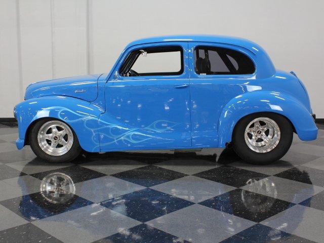 1950 austin a40