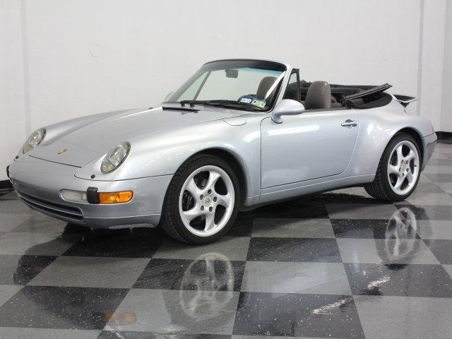 For Sale: 1995 Porsche 911
