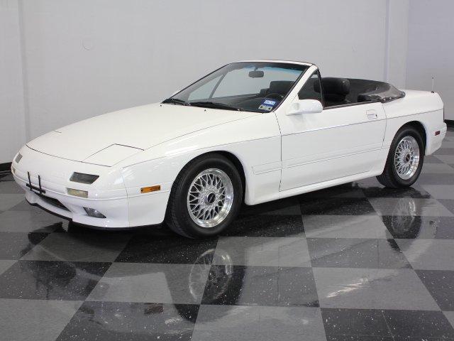 For Sale: 1991 Mazda RX7