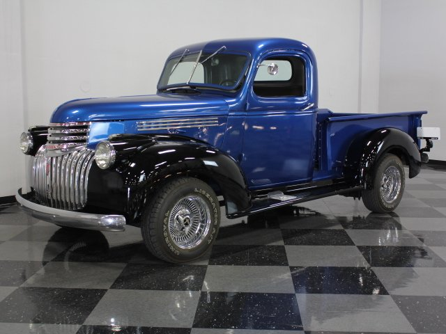 For Sale: 1941 Chevrolet 1/2 Ton Pickup