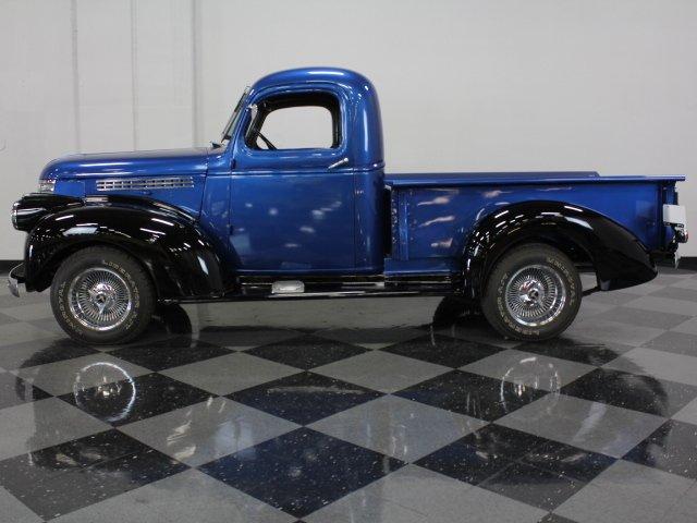 1941 chevrolet 1 2 ton pickup