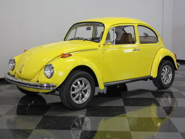 For Sale: 1972 Volkswagen Beetle