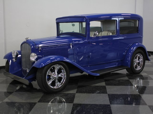 1932 plymouth street rod