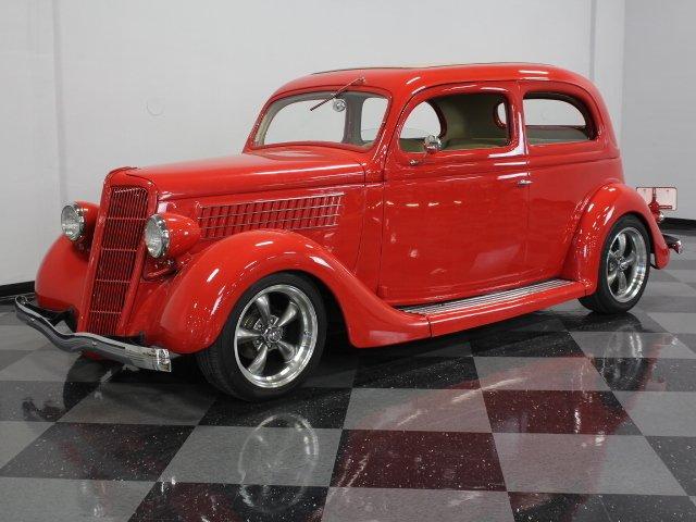 For Sale: 1935 Ford Slantback