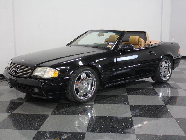 1991 mercedes benz 500sl
