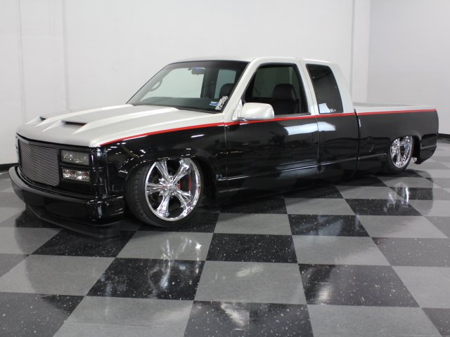 For Sale: 1995 Chevrolet C1500