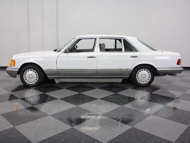 1988 mercedes benz 420sel