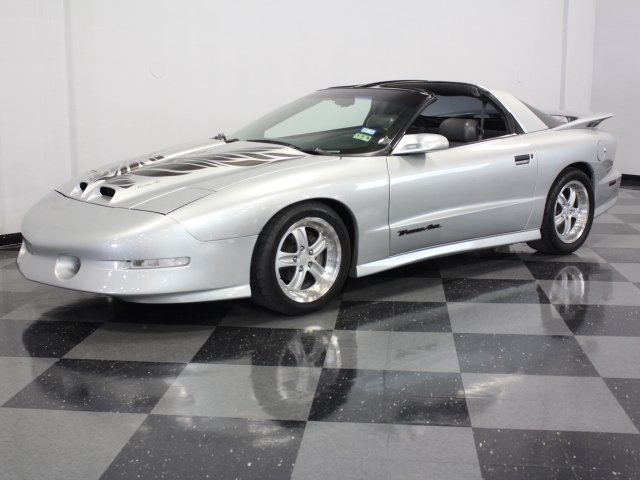For Sale: 1997 Pontiac Firebird