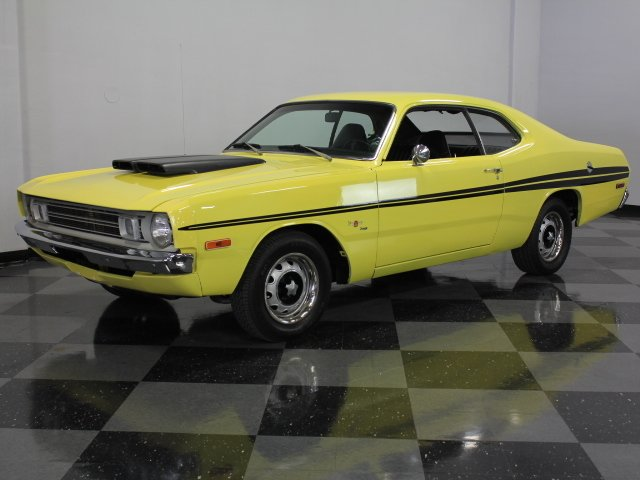 For Sale: 1972 Dodge Demon