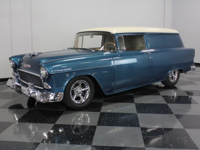 For Sale: 1955 Chevrolet Sedan