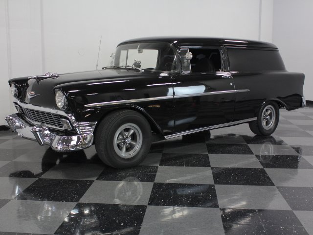 For Sale: 1956 Chevrolet Sedan