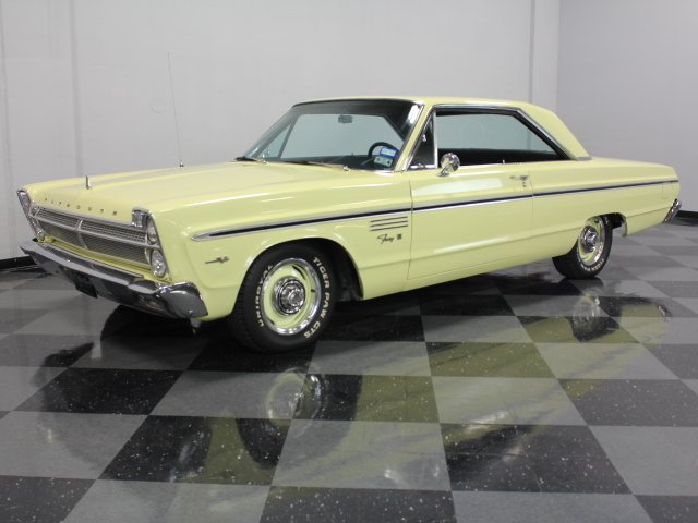 For Sale: 1965 Plymouth Fury