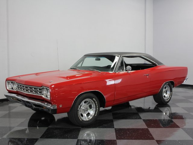 For Sale: 1968 Plymouth Satellite