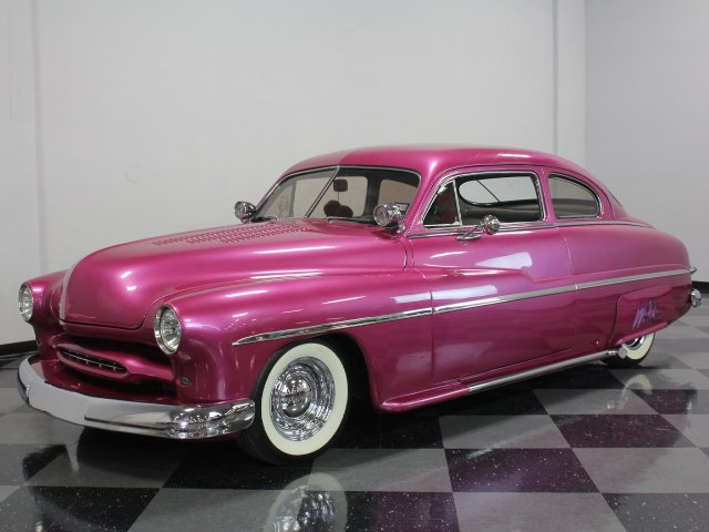 For Sale: 1950 Mercury Monterey