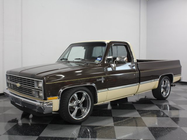 For Sale: 1984 Chevrolet Silverado