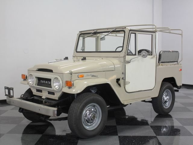 For Sale: 1971 Toyota