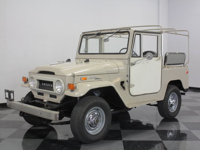 For Sale: 1971 Toyota FJ40