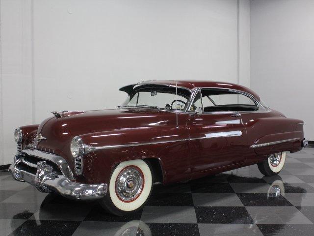 1950 oldsmobile 98 holiday