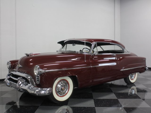 For Sale: 1950 Oldsmobile 98