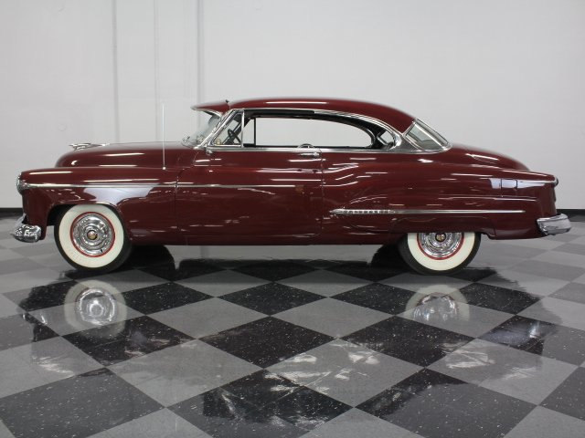 1950 oldsmobile 98 holiday