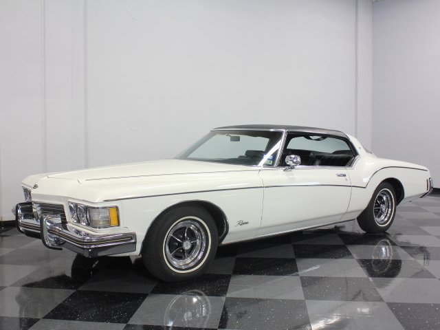For Sale: 1973 Buick Riviera